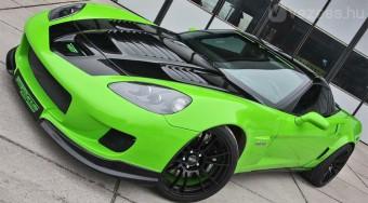 Szörnyeteg Corvette