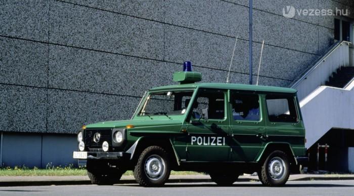 Achtung, Polizei!