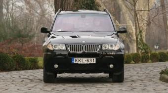 A hét vétele - BMW X3