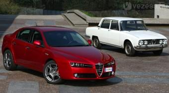 Motorcsere az Alfa Romeónál