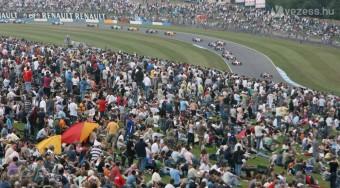 Donington kiszállhat, ha szakad az F1