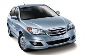 Világelső gázos hibrid a Hyundaitól
