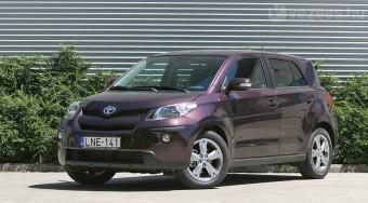 Toyota Urban Cruiser: Városi csavargó