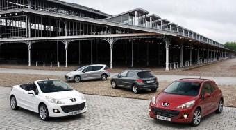 Megújul a Peugeot 207