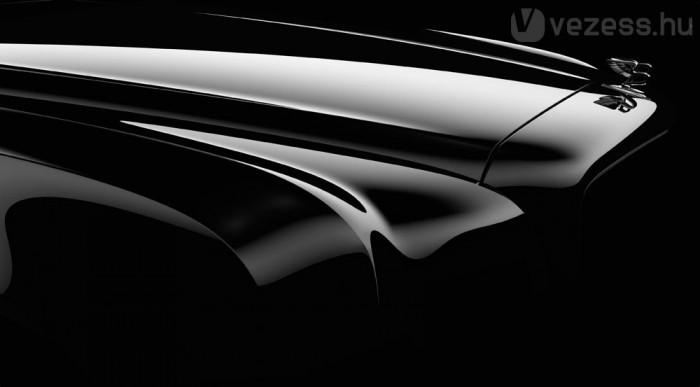 Ízelítő az új Bentley-ből
