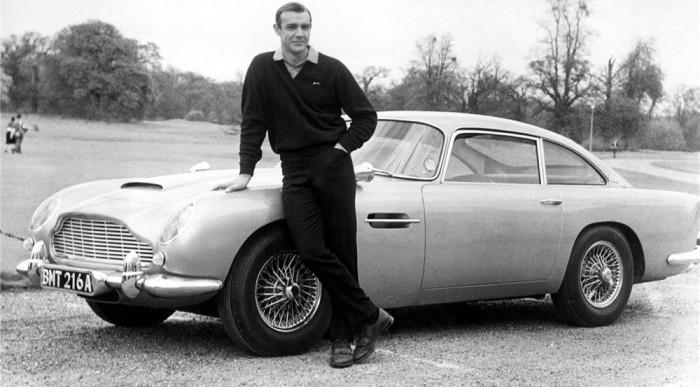 A 007-es az Aston Martinnal
