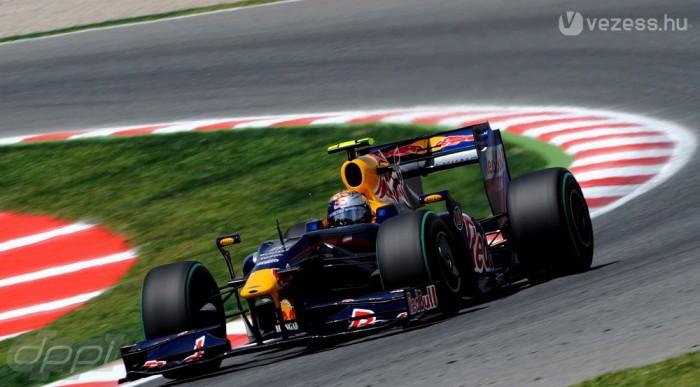 A Red Bull idén simán veri a Ferrarit
