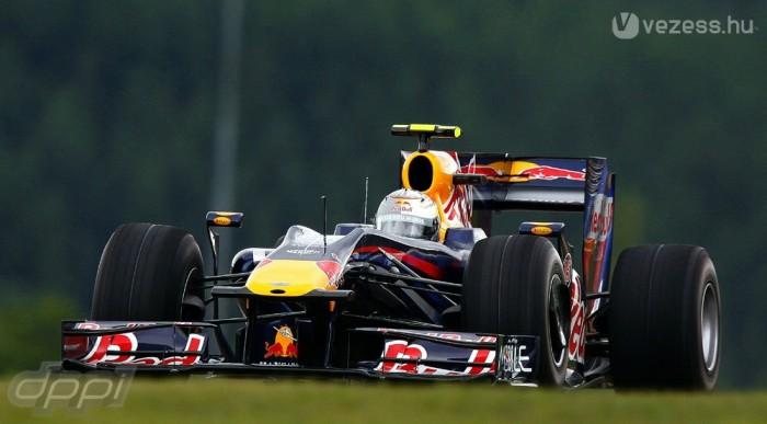 Mindkét német gyártó a Red Bullra hajt