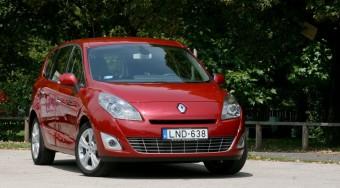 Teszt: Renault Grand Scénic 1.5 dCi
