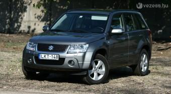 Magyarország legdrágább Suzukija