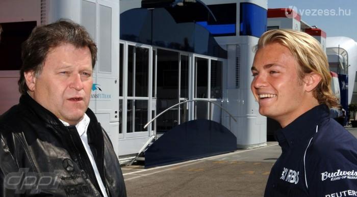 Haug vinné Rosberget
