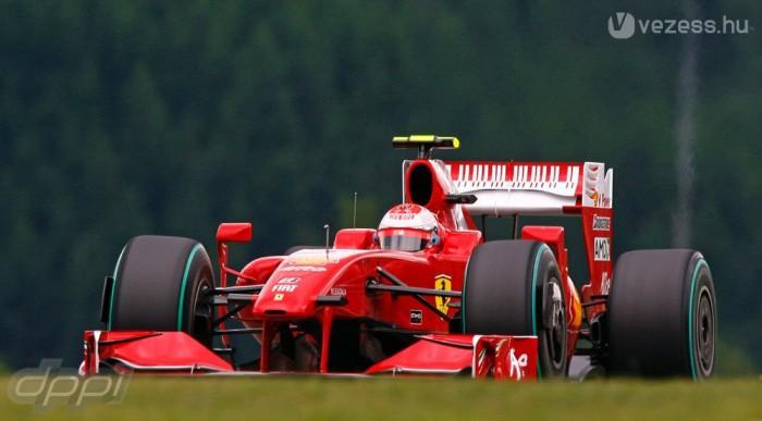 A Ferrari már feladta 2009-et