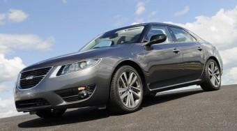 Új luxusautó a Saabtól