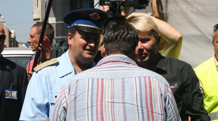 Bencze, Häkkinen, és Pesek Szilárd