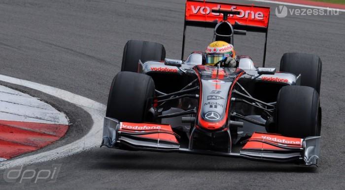A McLaren eddigi legjobb esélye a győzelemre