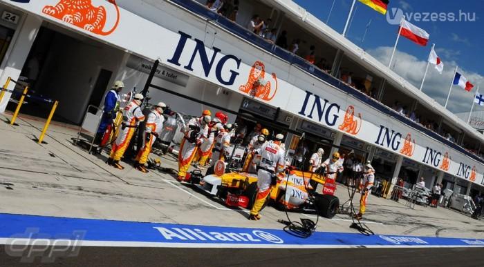 Alonso áll majd ki elsőként