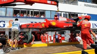 Csak egy Ferrari indul