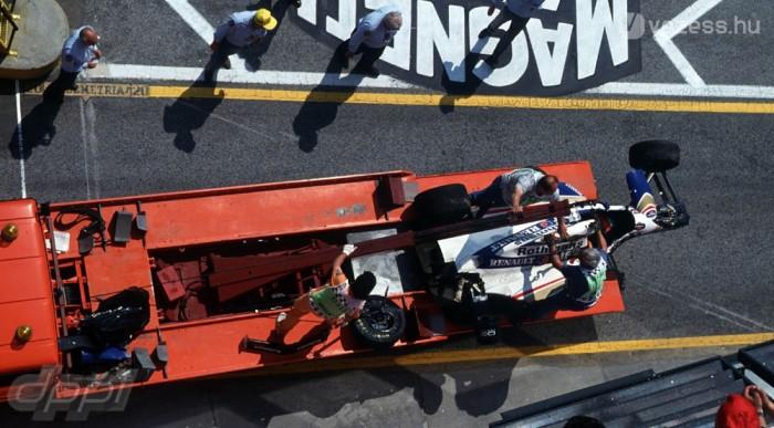 Senna esete az alapokig rázta meg az F1-et