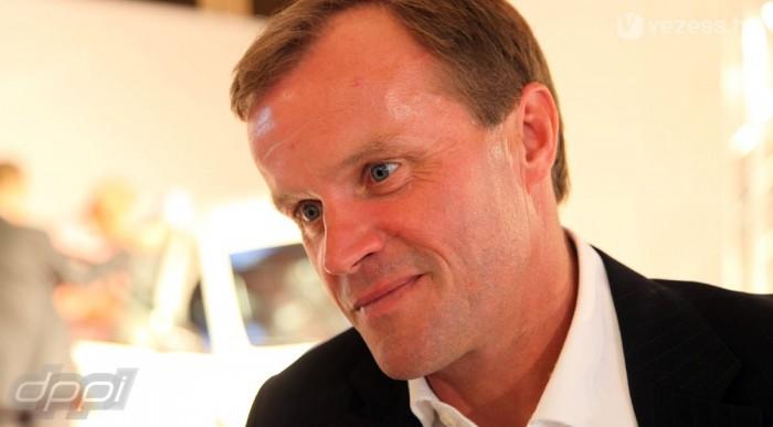 Mäkinen szerint a világbajnoki címig is eljutna