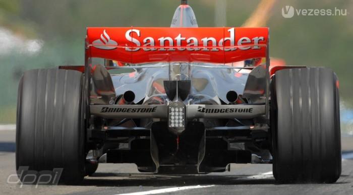 Viszik a McLaren-szponzort - Renault-pilóta is jár hozzá?