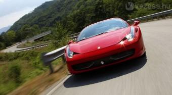 Űrtechnika az új Ferrari utasterében