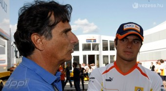 Saját csapatot kap a kis Piquet?