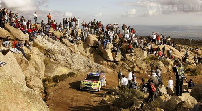 Még másfél évig maradnak WRC-k