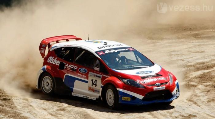 Ilyen lehet majd a Fiesta S2000