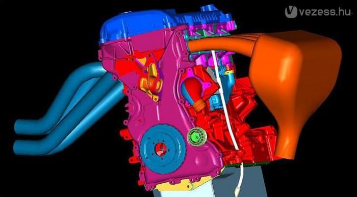 Állítólag erős lett a motorja. Az S2000 szívó kétliteres motorokat jelent, 275 LE körül