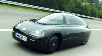 Készül az egyliteres fogyasztású VW
