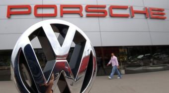 Volkswagen-Porsche eljegyzés