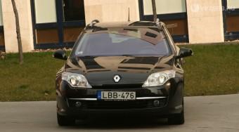 A hét vétele - Renault Laguna