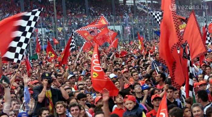 Ferrari-országban térhet vissza