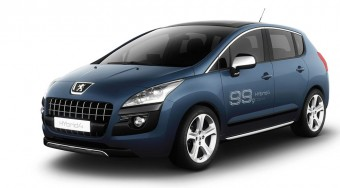 Hibrid sportkocsi a Peugeot-tól