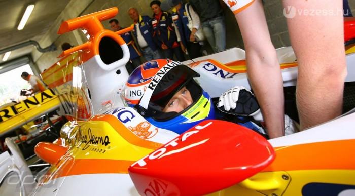 Alonso mellett nem lesz könnyű dolga