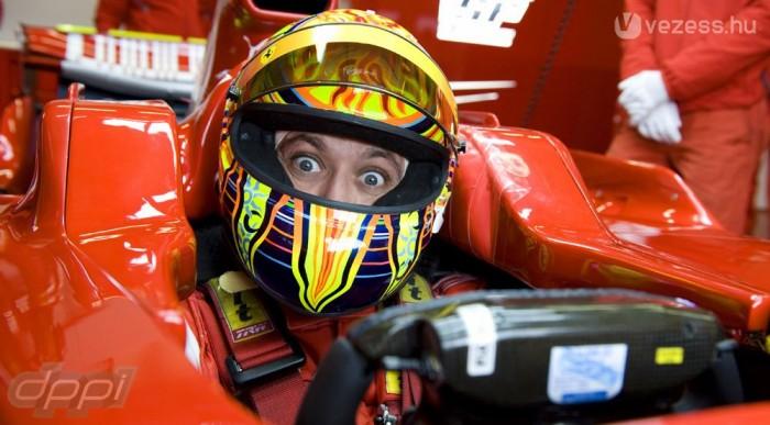 Rossi 2011-ben jönne