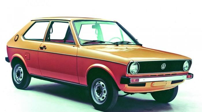 1978-ig élt az Audi 50, utána csak a Polo