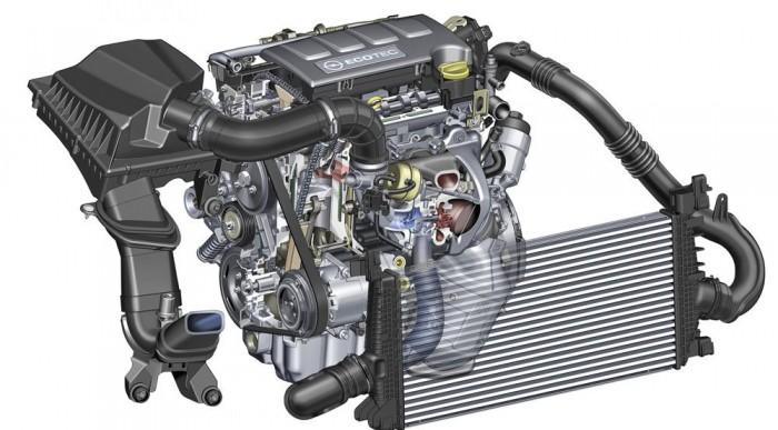 Újdonság az 1,4-es benzines turbómotor