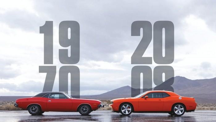Kevés legendás autó van, a Challenger az