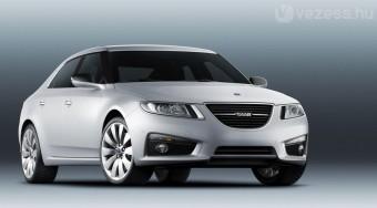 Elkészült a Saab új nagyautója