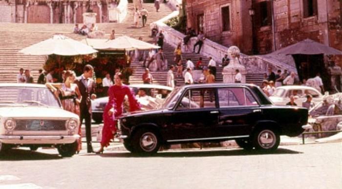 A FIAT 124 is a felmenők között van