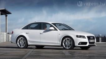 Tiszta dízel az Audi A4-ben