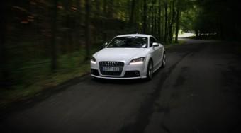 Audi TTS: Izgalmi állapot