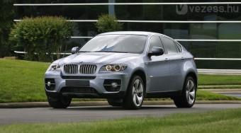 A világ legerősebb hibridje a BMW-től