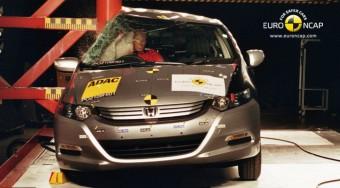 Szuperbiztonságos a Honda hibridje