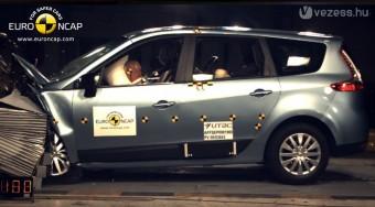 Törhetetlen a Renault-egyterű