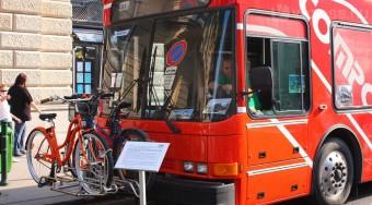 Kerékpárral buszozni? Van ilyen - videó