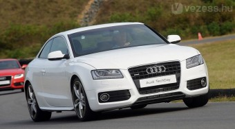Könnyű autó az Auditól