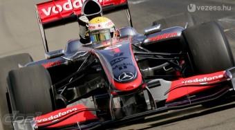 A McLaren dobja a Mercedest?