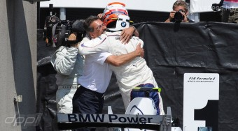 Kubicát búcsúztatja a BMW